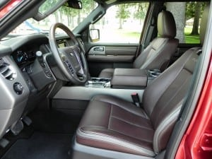 2015 Ford Expedition - interior 1 - AOA1200px