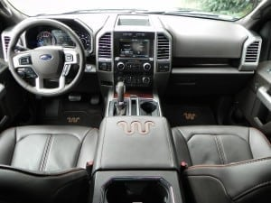 2015 Ford F-150 King Ranch - interior 5 - AOA1200px