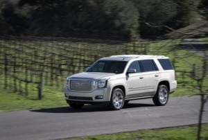 GMC Yukon Denali stays big, offers plenty
