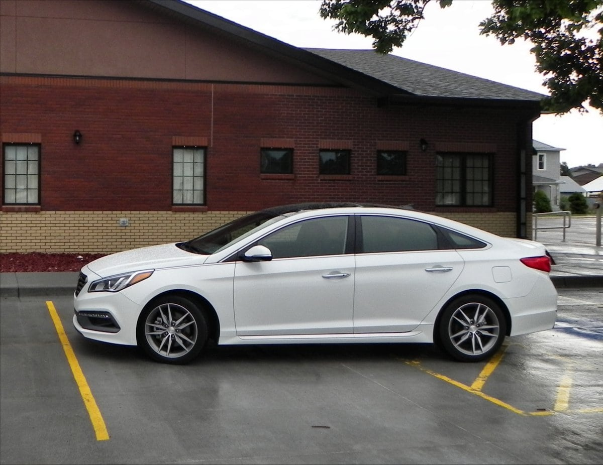 depth start sport review up and test msrp watch in hyundai sonata road youtube