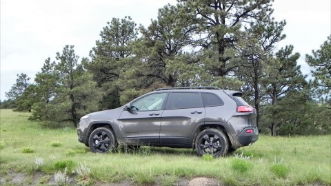 2015 Jeep Cherokee Adds To An Already Awesome Sport Utility