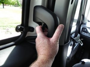 2015 Ram ProMaster City - rear door handle - AOA1200px