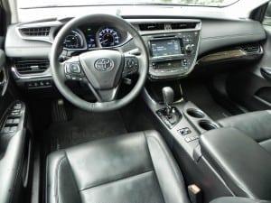2015 Toyota Avalon Hybrid - interior 5 - AOA1200px