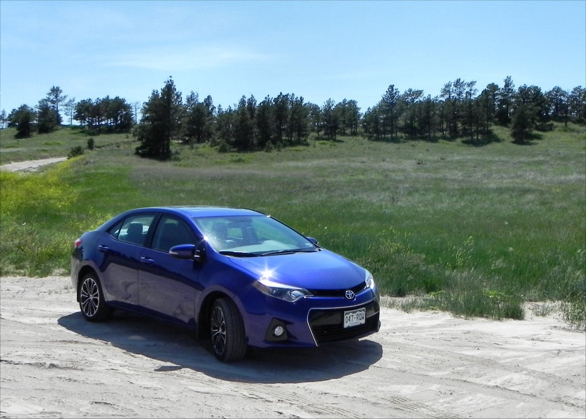 2015 toyota corolla adds some value to its package