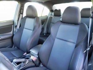 2016 Subaru WRX - interior 3 - AOA1200px