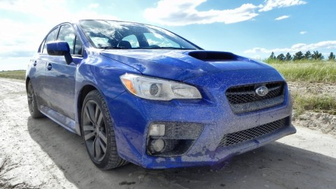 2016 Subaru WRX Is Rip-roarin Good Times
