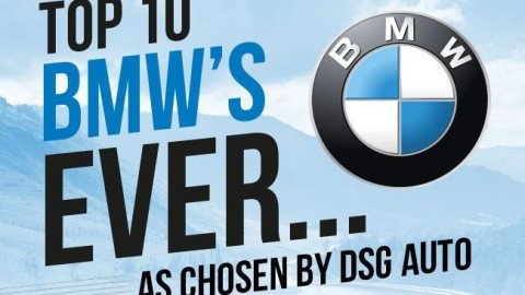 Top 10 BMWs of All Time