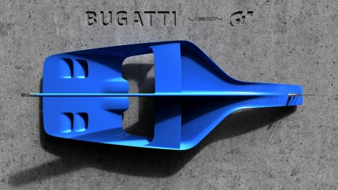 "Bugatti Entering Vision Gran Turismo ""For Our Fans"""