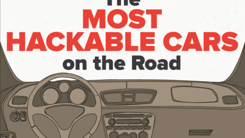 The 5 Most Hackable Cars On The Road