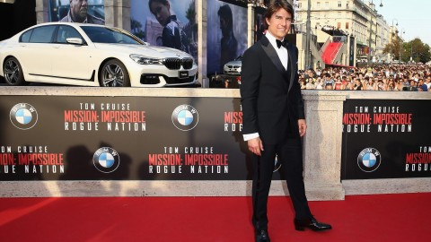 All-new BMW 7 Series Stars in new Mission Impossible Film alongside some actor or something