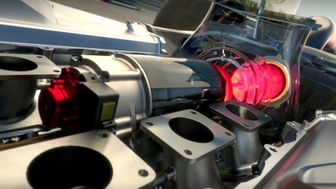 Infiniti Q50 Hybrid and Formula One