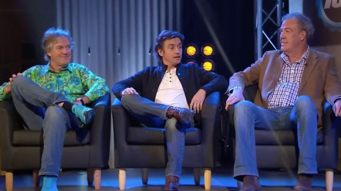 Top Gear Trio Sign Deal With Amazon, #Drive2Prime