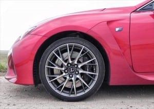 2015 Lexus RC-F - wheel 2 - AOA1200px