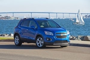 Street cred: Chevy Trax micro-crossover proves value for city dwellers with fuel economy, stature