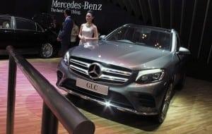 The 2015 Mercedes-Benz GLC-Class Compact SUV