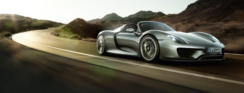 918 (source Porsche)