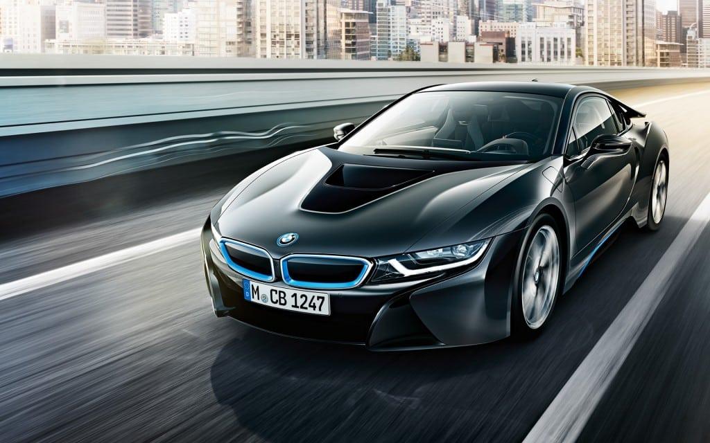 BMW i8 (source BMW)