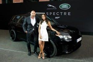 Jaguar Land Rover Spectre 007