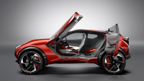 Nissan Gripz Concept is a Radical Sports Crossover