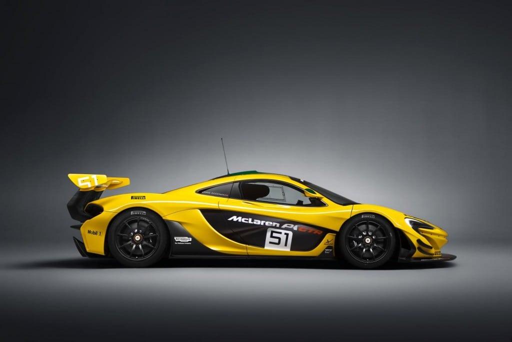 P1 (source McLaren)