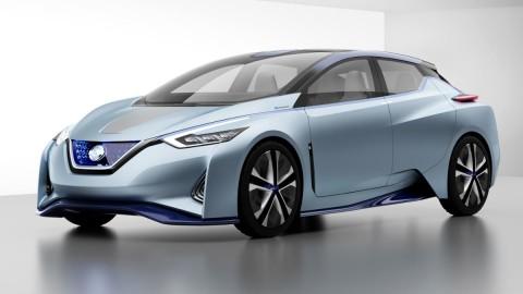 Nissan IDS Concept Debuts in Tokyo as Autonomous Driving, EV Concept
