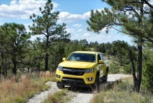 2015 Chevrolet Colorado - bluffs 11 - AOA1200px