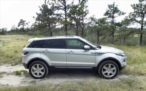 2015 Range Rover Evoque Delivers High Style