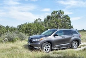 2015 Toyota Highlander is Family-oriented Excellence