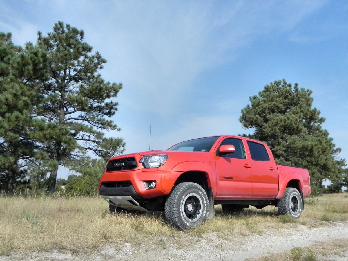 carnewscafe is tacoma awesomeness trd offroad toyota pro