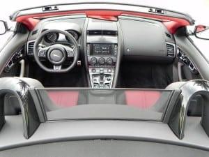 2016 Jaguar F-TYPE R Convertible - interior 3 - AOA1200px