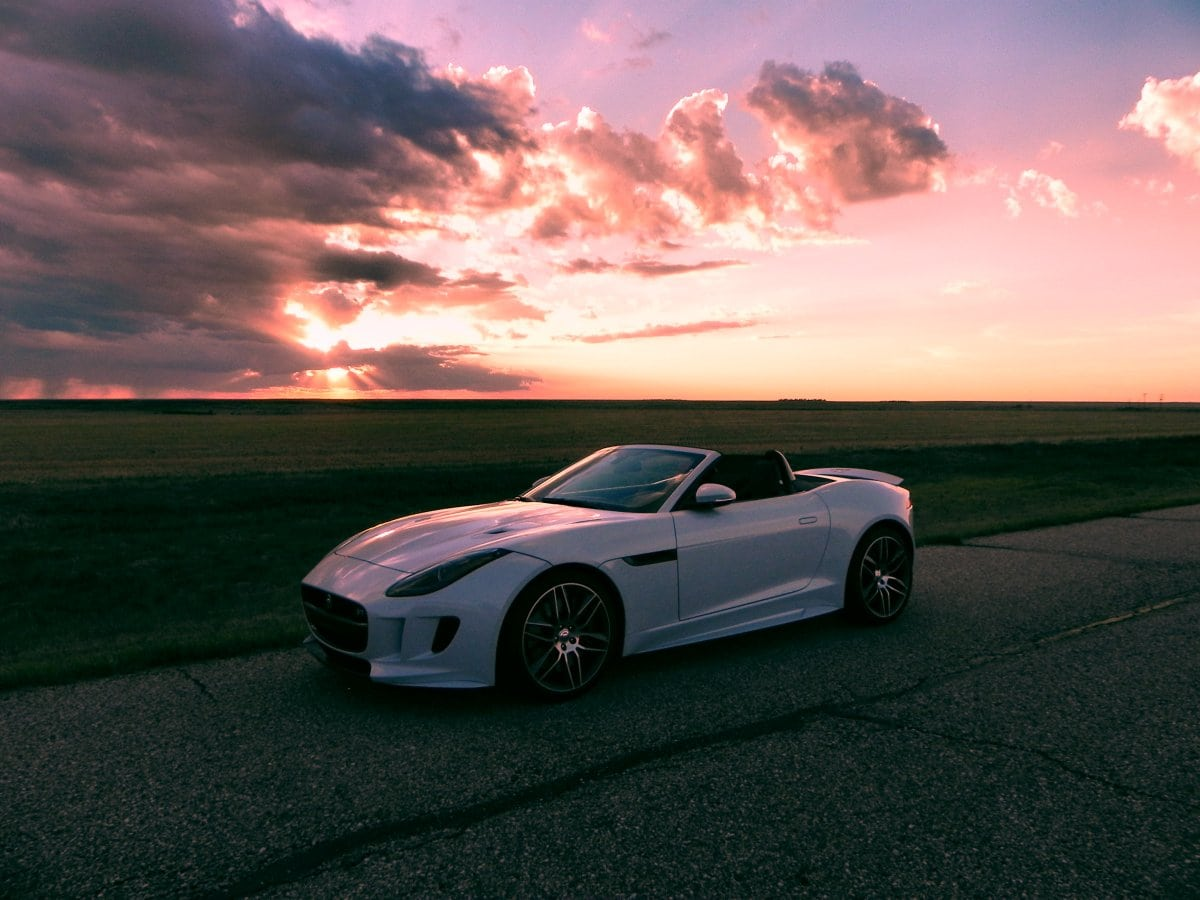 2016 Jaguar F-TYPE R Convertible may be the Greatest Car Ever Made ...