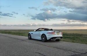 2016 Jaguar F-TYPE R Convertible - sunset 5 - AOA1200px