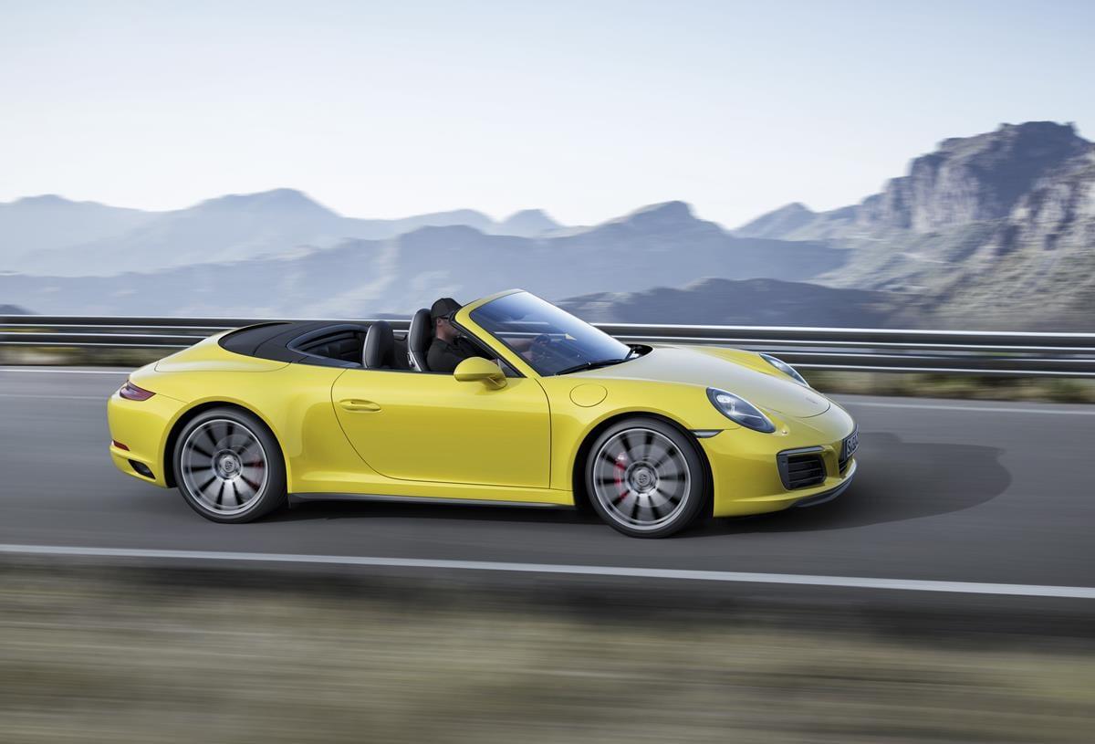 porsche 911 carrera 4 and 911 targa 4 get turbocharging. Black Bedroom Furniture Sets. Home Design Ideas
