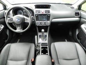 2015 Subaru Impreza Sport - interior 5 - AOA1200px