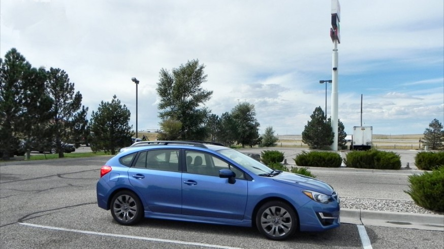 2015 Subaru Impreza Gets Improvements, Still Bread and Butter
