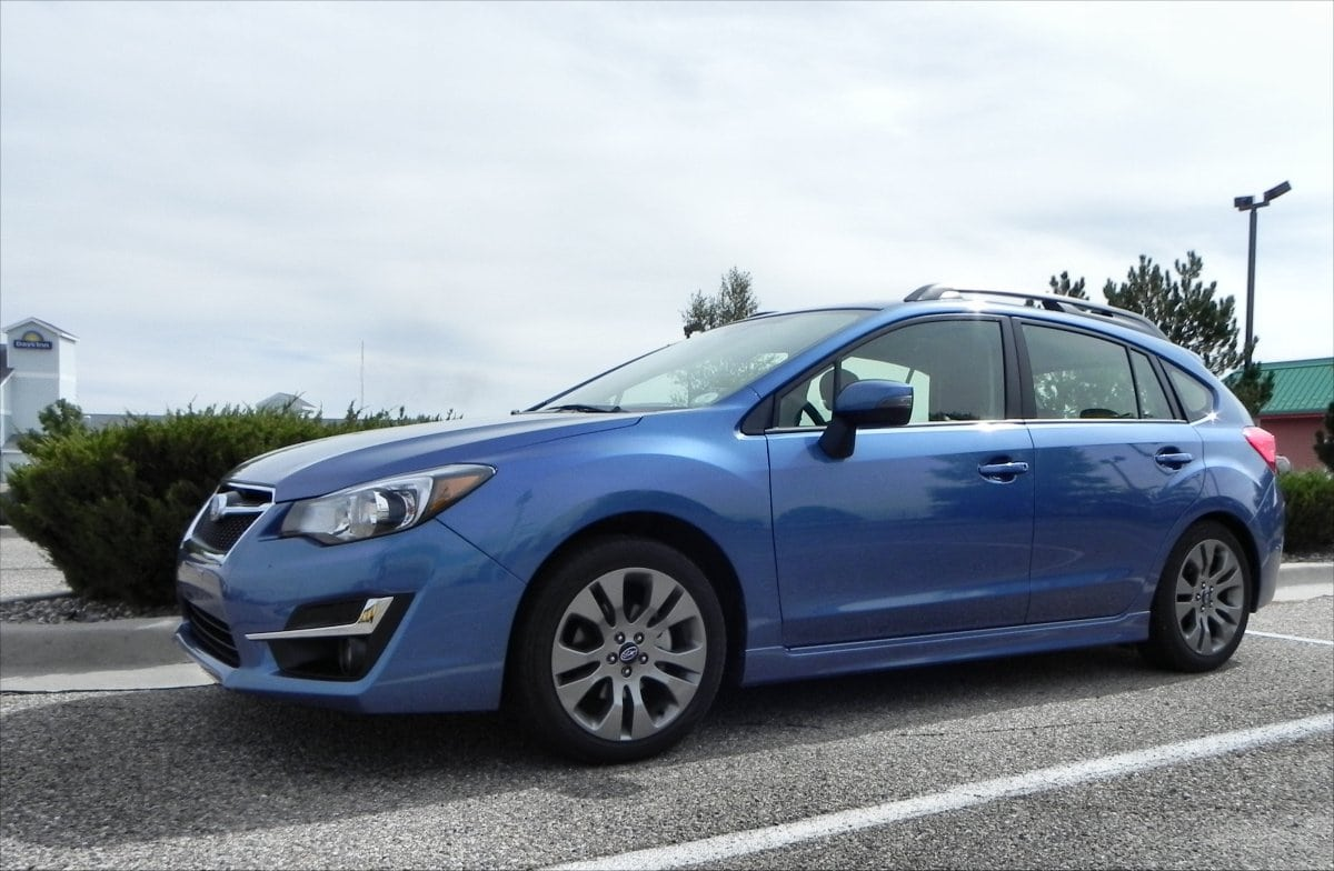 2015 subaru impreza gets improvements still bread and butter carnewscafe. Black Bedroom Furniture Sets. Home Design Ideas