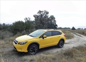 2015 Subaru XV Crosstrek is Right-sized Fun
