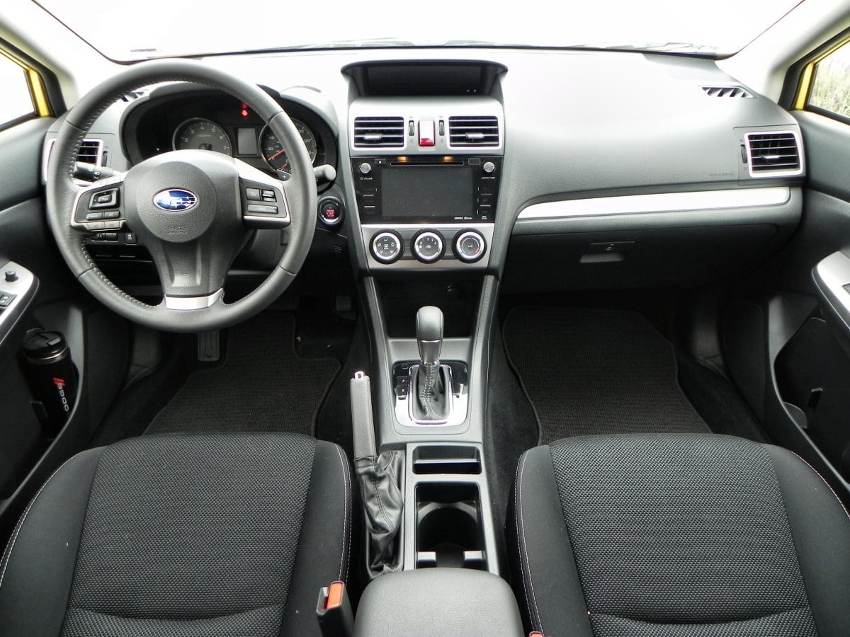 2015 subaru xv crosstrek is right sized fun carnewscafe. Black Bedroom Furniture Sets. Home Design Ideas