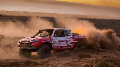 Honda Ridgeline Conquers Baja 1000