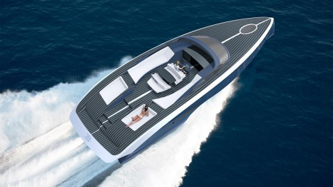 Bugatti and Palmer Johnson Launch Joint Luxury Yacht
