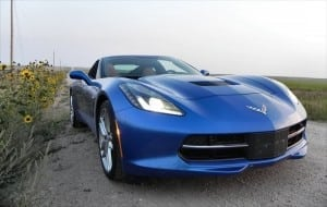 2016 Chevrolet Corvette Makes America Proud