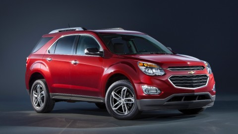 Chevy Equinox comfortable doing what it does