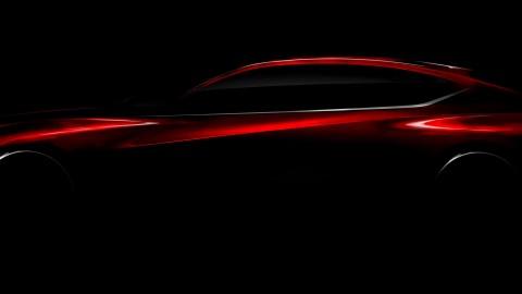 Acura Precision Concept to Debut at Detroit Auto Show