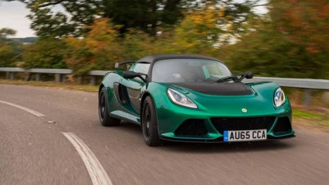 Watch the New Lotus Exige Sport 350 Fly