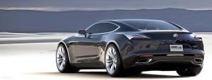2016 Buick Avista Concept