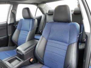 2016 Toyota Camry SE - interior 3 - AOA