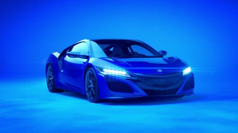 Acura NSX Enters Super Bowl with Van Halen and The Devil