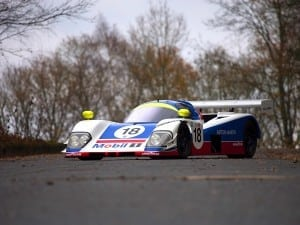 Aston Martin AMR1 Le Mans car will be on the Nick Mee  Co stand at the London Classic Car Show