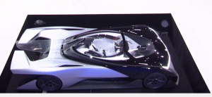 Faraday Future Unveils its FFZero1
