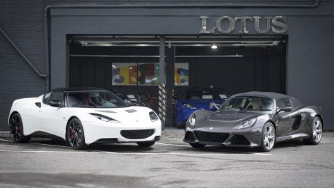 How Do You Test Drive a Lotus? On the Racetrack, Of Course